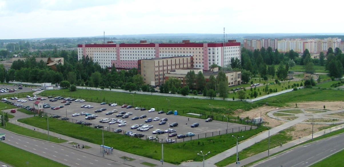 больница витебск фото областная